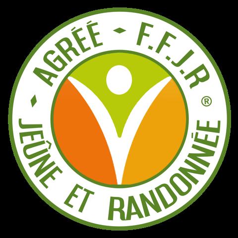 Logo fédération francophone jeûne et randonnée